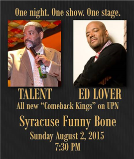 Syracuse Funny Bone - Event